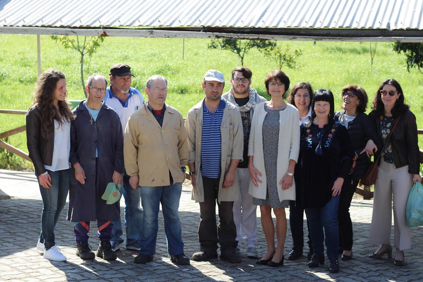 escola profissional de aveiro mapa POCH | Marianne Thyssen em Aveiro para celebrar a formação  escola profissional de aveiro mapa
