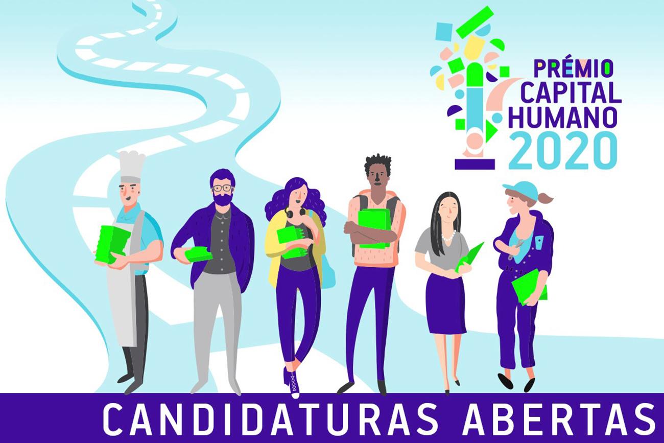 Candidaturas Prémio Capital Humano
